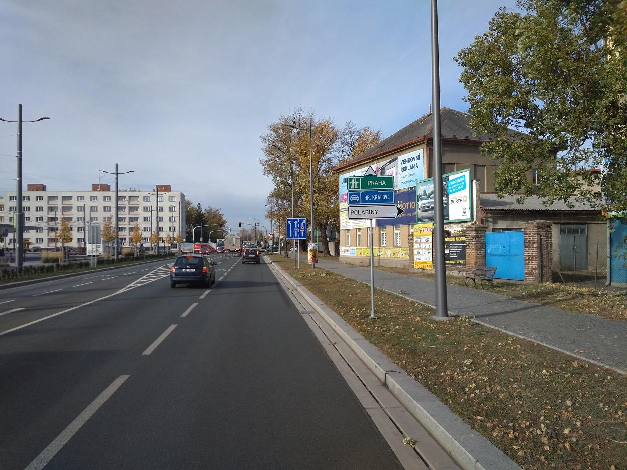 Prodej dopravních značek a příslušenství