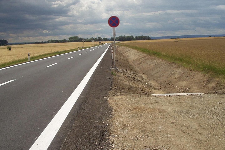 Vodorovné dopravní značení